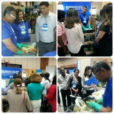 Limpurb no evento do Sebrae-1